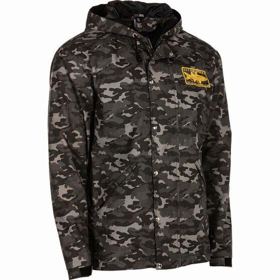 Tide Apparel Men's Hooked Up Jacket Camo XL, Camo, bcf_hi-res
