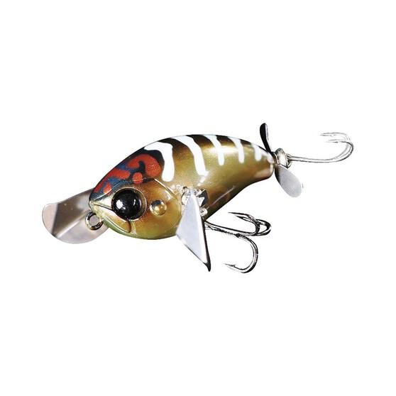 Jackall Micro Pompadour Surface Crawler Lure 42mm Bug Bug Clear Brown, Bug Bug Clear Brown, bcf_hi-res