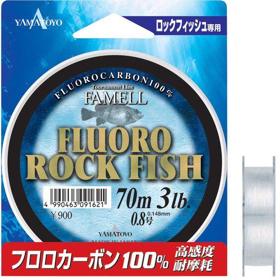 Yamatoyo Rockfish Leader Line 70m 12lb, , bcf_hi-res