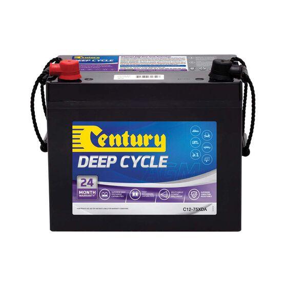 Century C12-75XD Deep Cycle Battery, , bcf_hi-res