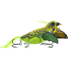 Chasebaits Smuggler Surface Lure 6.5cm Budgie, Budgie, bcf_hi-res