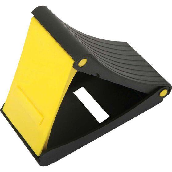 Folding Plastic Wheel Chock 2 Pack, , bcf_hi-res