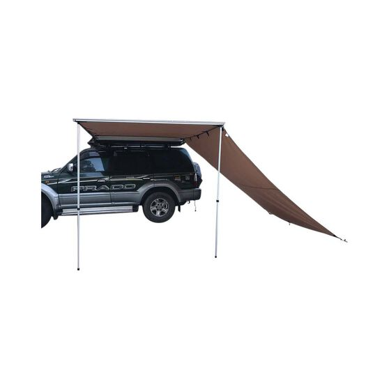 XTM 4x4 Awning Side Wall 2.5m, , bcf_hi-res