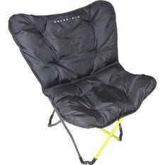 Wanderer Half Moon Quad Fold Camp Chair, , bcf_hi-res