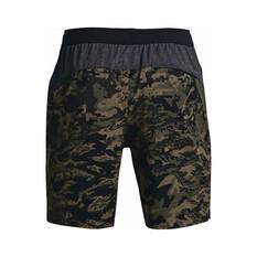 Under Armour Men's Shorebreak 2-in-1 Amphibian Boardshorts Marine Green / Black S, Marine Green / Black, bcf_hi-res