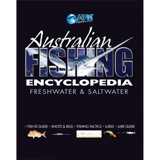 Australian Fishing Encyclopedia - Freshwater & Saltwater, , bcf_hi-res