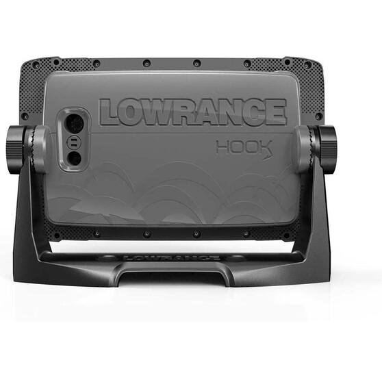 Ex-Demo Lowrance Hook²-7x GPS Fish Finder (Head Unit Only), , bcf_hi-res