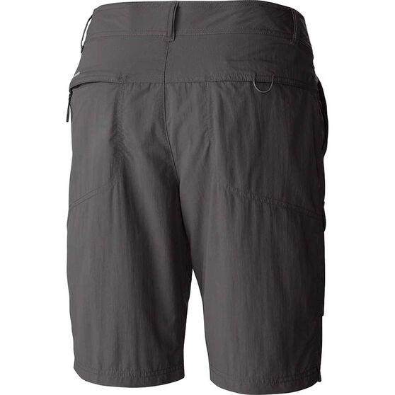 Columbia Women's Silver Ridge Cargo Shorts Grill / Grey 8, Grill / Grey, bcf_hi-res