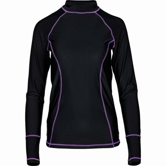Outdoor Expedition Women's Long Sleeve Rashie, , bcf_hi-res