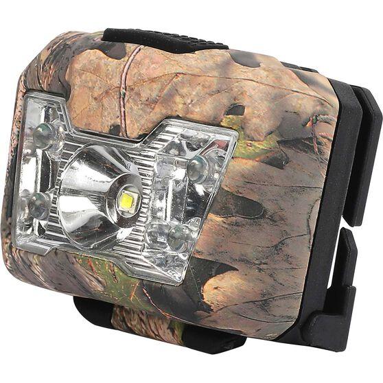 Mossy Oak Camo Headlamp, , bcf_hi-res