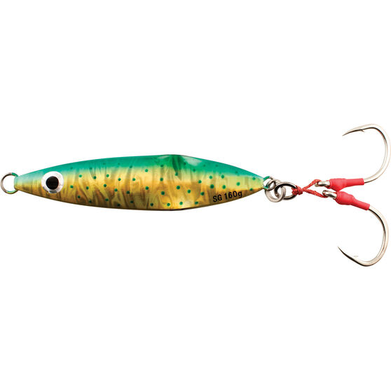 Savage Squish Jig Lure 130g, , bcf_hi-res