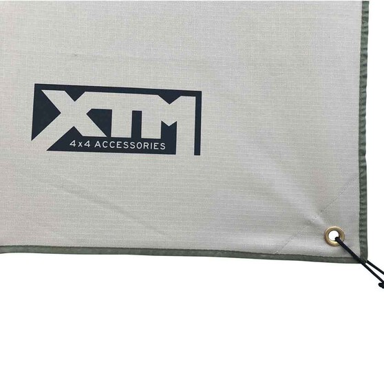 XTM 4X4 Car Awning Side Wall 2.5m, , bcf_hi-res