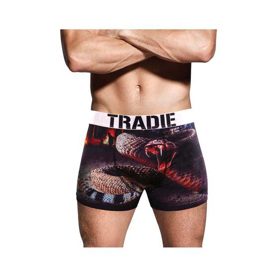 Tradie Men's Rattlesnake Trunks, , bcf_hi-res