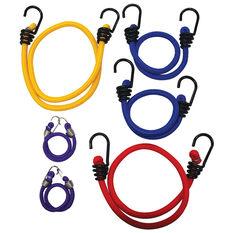 Bungee Cord, Metal Hook - 6 Pack, , bcf_hi-res