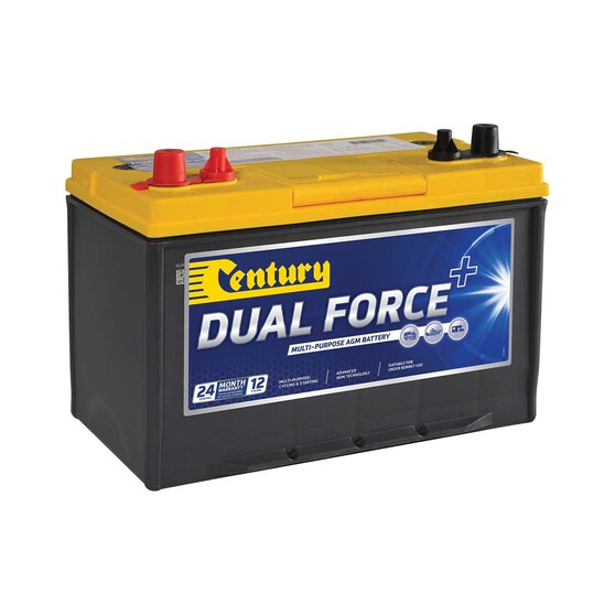Century Dual Force Dual Purpose Battery 27X MF, , bcf_hi-res