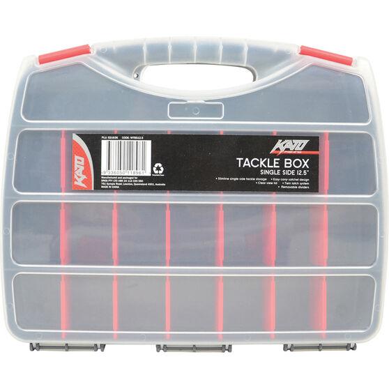 Kato Single Side Tackle Box 12.5in, , bcf_hi-res