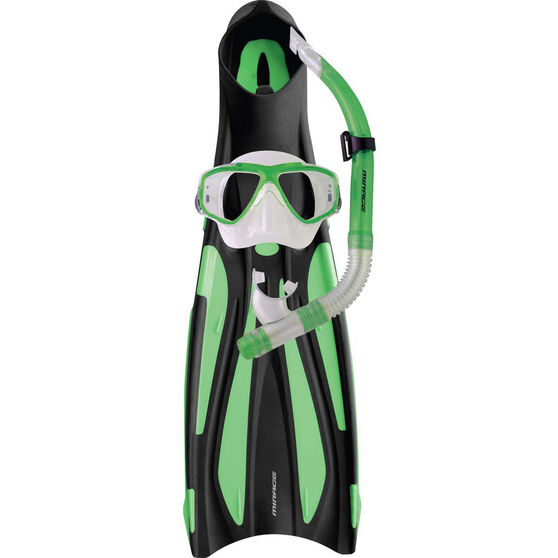 Mirage Barracuda Snorkelling Set M, , bcf_hi-res