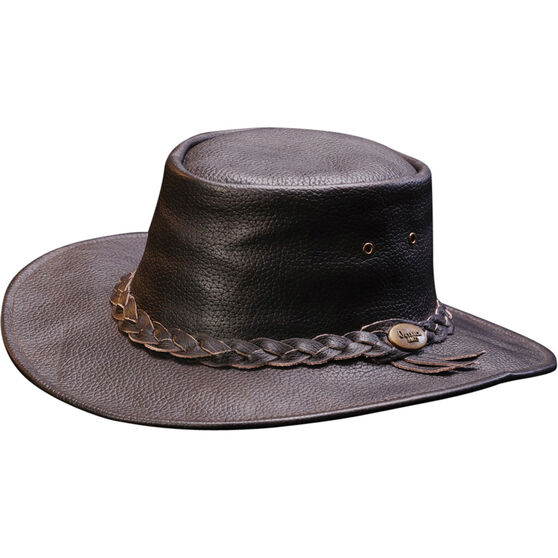 OUTBACK LEATHER Men's Ram Crushable Hat, , bcf_hi-res