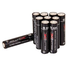 Solution X AAA Alkaline Batteries, , bcf_hi-res