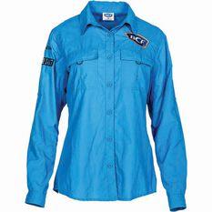 Women's Long Sleeve Fishing Shirt, , bcf_hi-res