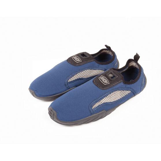 BCF Unisex Water Aqua Shoes Navy 12, Navy, bcf_hi-res