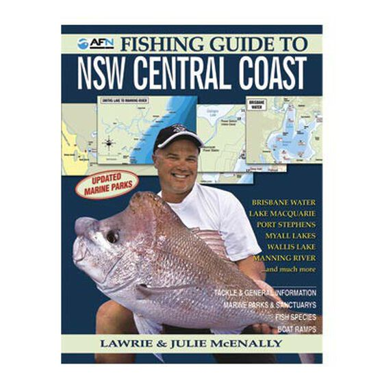 AFN Central NSW Fish Guide, , bcf_hi-res