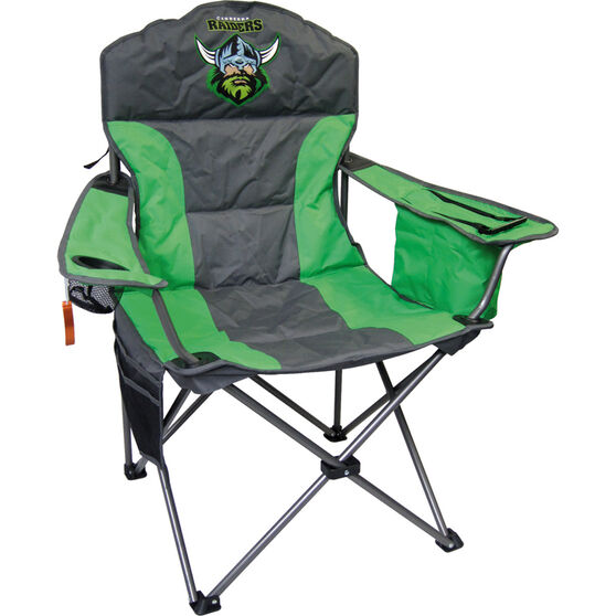 NRL Raiders Camp Chair, , bcf_hi-res