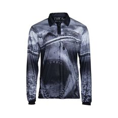 Tide Apparel Men's Attack Fishing Jersey Multi S, Multi, bcf_hi-res