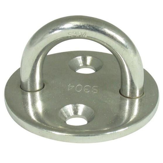 Blueline Pad Eye Round 33mm, , bcf_hi-res