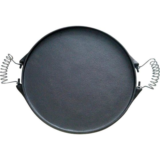 Wanderer Round Cast Iron Cook Plate, , bcf_hi-res