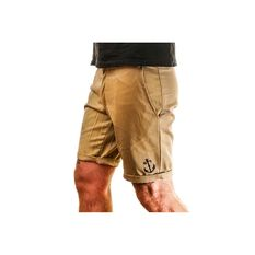 Men's Anchor Chino Shorts Khaki L, Khaki, bcf_hi-res