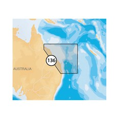 Navionics Platinum XL Marine Chart - Cbay & Brisbane, , bcf_hi-res