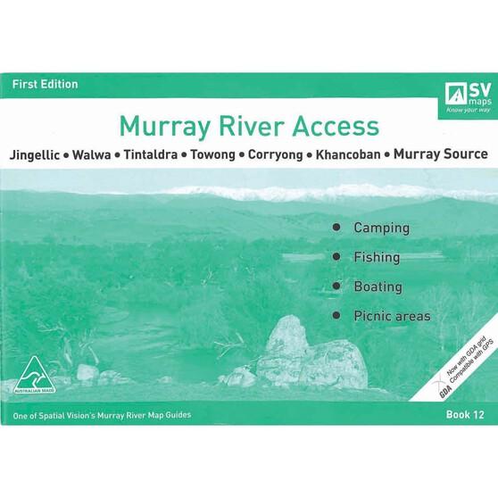 AFN Murray River Access Map 12 Jingellic to Murray Source, , bcf_hi-res