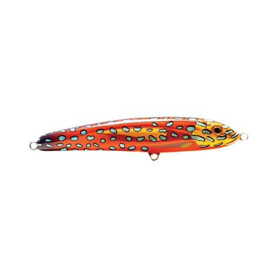 Nomad Riptide Surface Stickbait Lure 15.5cm SS Coral Trout, Coral Trout, bcf_hi-res