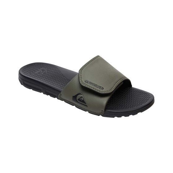 Quiksilver Waterman Shoreline Adjust Slide, , bcf_hi-res