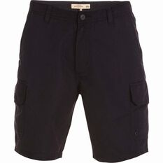 Quiksilver Waterman Men's Maldive 9 Shorts Black 32, Black, bcf_hi-res