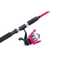 Pryml Junior Angler Spinning Combo 5ft6 Pink, Pink, bcf_hi-res