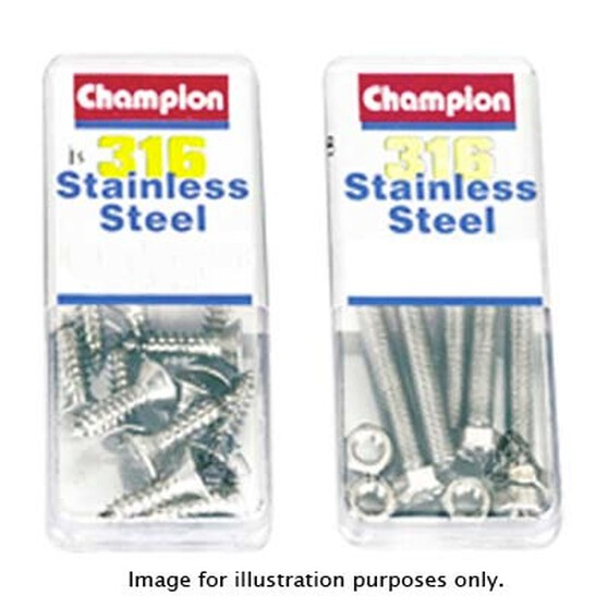 Champion 316 Nyloc Nuts, , bcf_hi-res