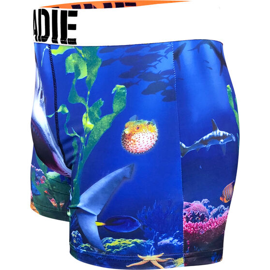 Tradie Men's Bite Me Trunks Bite Me S, Bite Me, bcf_hi-res