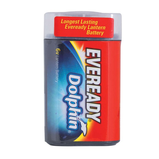 Eveready Super Heavy Duty Battery - 6V, , bcf_hi-res