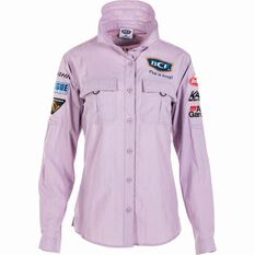 Women's Long Sleeve Fishing Shirt Orchid / Purple 10, Orchid / Purple, bcf_hi-res