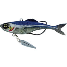 Chasebaits Rip Snorter Vibe Lure 90mm Blue Bait, Blue Bait, bcf_hi-res