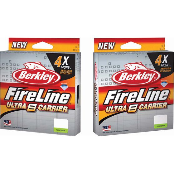 Berkley Fireline Ultra 8 Braid Line 300m 8lb Green 300m, , bcf_hi-res