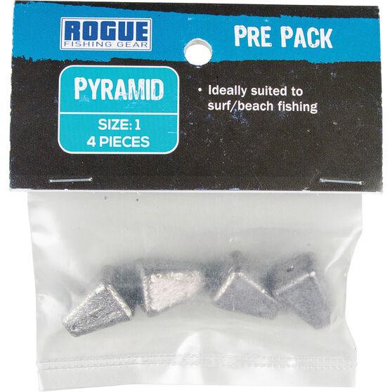 Rogue PP Pyramid Sinker, , bcf_hi-res