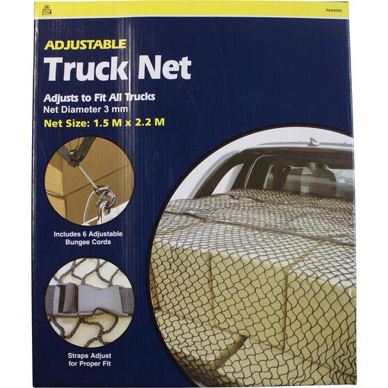 Gripwell Adjustable Cargo Net 150x220cm, , bcf_hi-res