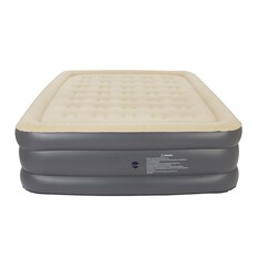 Wanderer Double High Premium Air Bed Queen, , bcf_hi-res