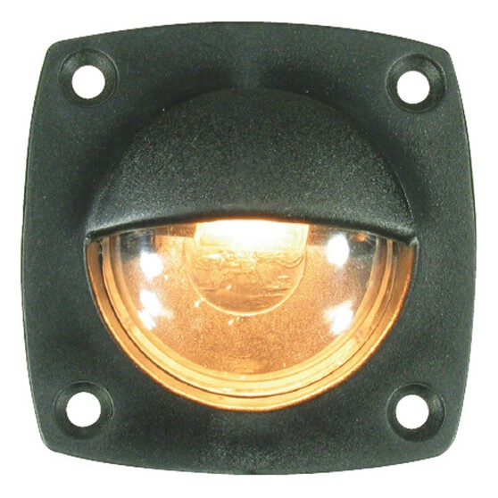 BLA 12v Black Poly Mini Down Light, , bcf_hi-res