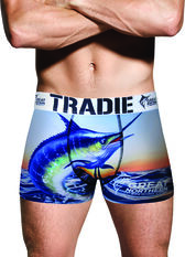 The Great Northern Brewing Co Men's Marlin Trunk, Print, bcf_hi-res