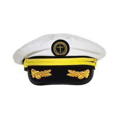 BCF Men's Captain Hat, , bcf_hi-res