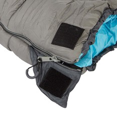 Wanderer SureFlame 0C Camper Sleeping Bag, , bcf_hi-res